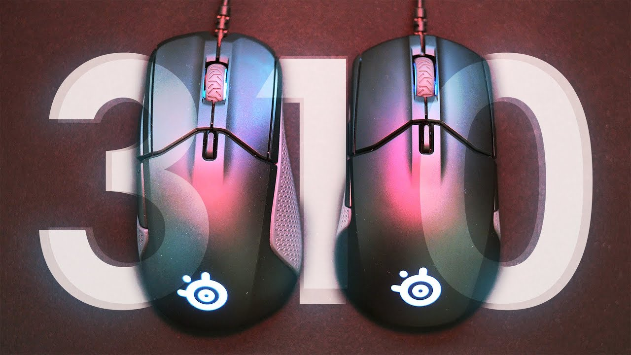 Awesome 59 Gaming Mouse Steelseries Rival 310 Sensei 310 Review