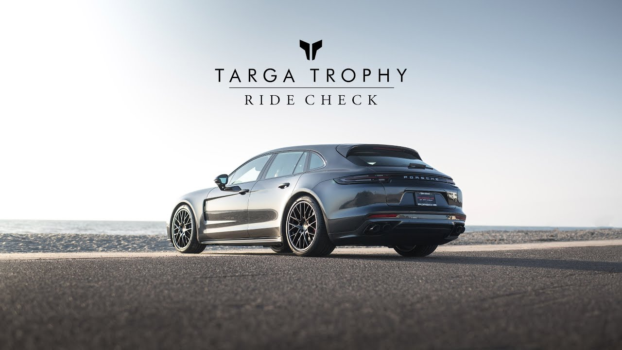 The Best Car You Can 2018 Porsche Panamera Turbo Sport Turismo Targa Trophy Ride Check