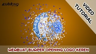 Tutorial Membuat Bumper Opening Logo Keren After Effects