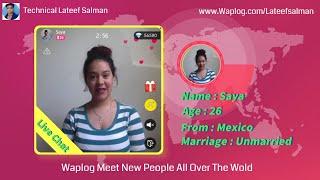 Waplog Meet New Peple All Over The Wold