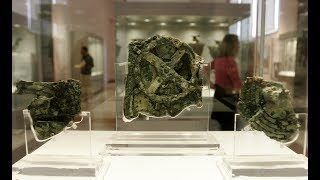 This ancient Greek mechanism may be the world