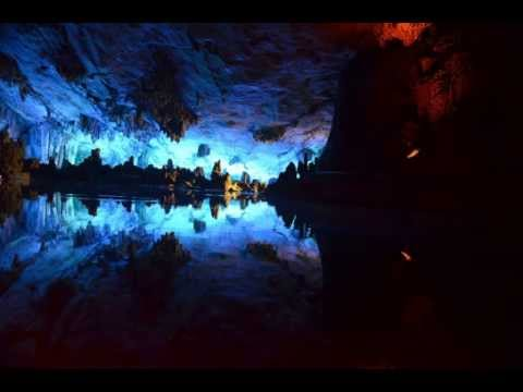 Deep relaxation! Water dripping in a cave- 3 Hours!