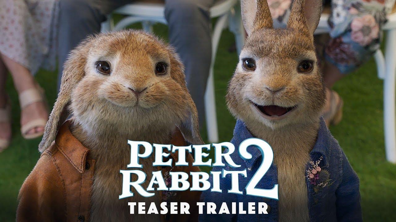 Download Peter Rabbit 2 - Teaser Trailer - At Cinemas Now