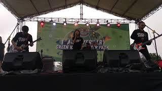 Say Hey To Sunday - Kita Bisa live at anniversary 1st years green valley water park purwakarta