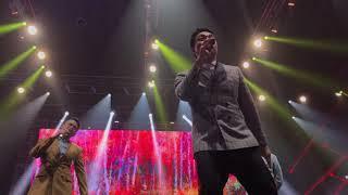 KAHITNA x GLENN FREDLY - CERITA CINTA (LIVE at Konser Inspirasi Cinta Yovie 071118 - FRONT VIEW)