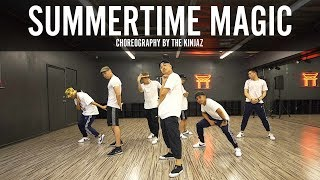 "Childish Gambino ""Summertime Magic"" Choreography by The Kinjaz Mp3"