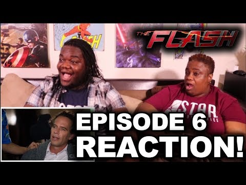 The Flash Season 4 Episode 6 : REACTION WITH MOM!!