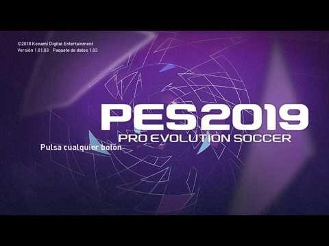 PES 2019 Superliga Argentina de Fútbol Graphics
