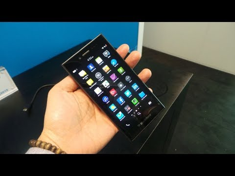 My BlackBerry Leap 2018 Unboxing and Review