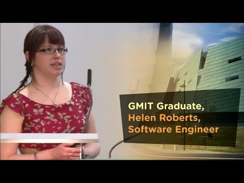 Software Engineer Graduate, Helen Roberts