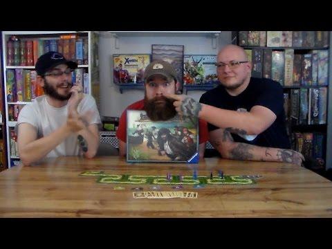 Cartagena Review - w/ Game Vine