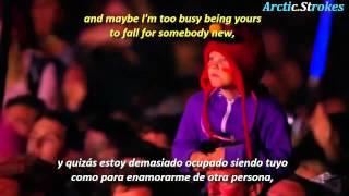 Arctic Monkeys - Do I wanna know (inglés y español)