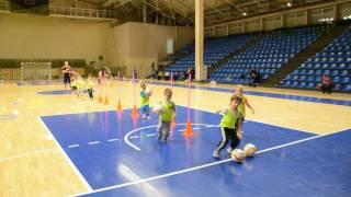Школа Ростов-Дон развивающие занятия и игры с элементами футбола