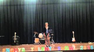 Victoria Lee - FNQHYS Talent Show 2015