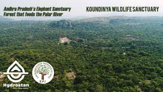 E.F.I's Hydrostan - The Koundinya Wildlife Sanctuary Story