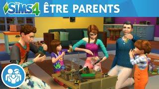 Les Sims 4 Être parents : bande-annonce officielle sur l