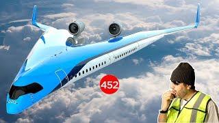 Os aviões do futuro EP. 452