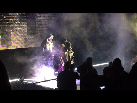 SAnitY WWE NXT Debut Entrance