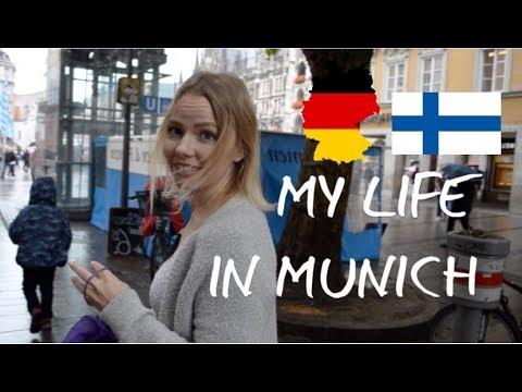 Vegan Entrepreneur | Ep. 3: My Life In Munich | KIA LINDROOS