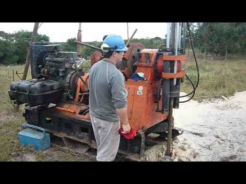 XY 4 Core Drilling Rig