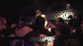 Ventana- cry little sister @ the Underground