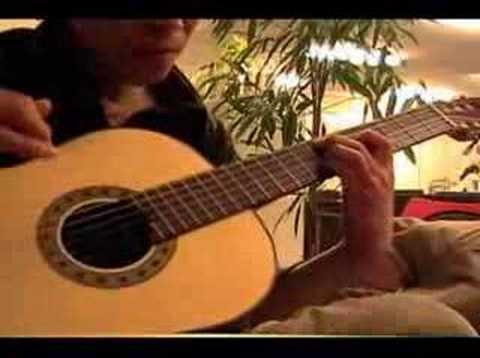Girl from Ipanema イパネマの娘 (Takao Miyazaki Rock Version) 演奏 / 天竺バンド