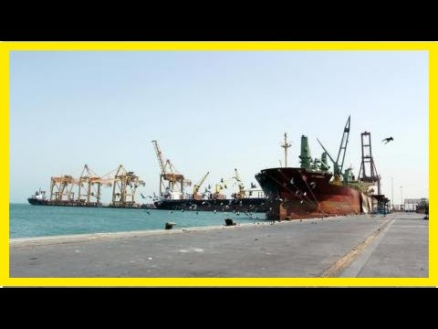 News today-the Arab League allowed relief to Yemen sanaa airport, port of hodeidah