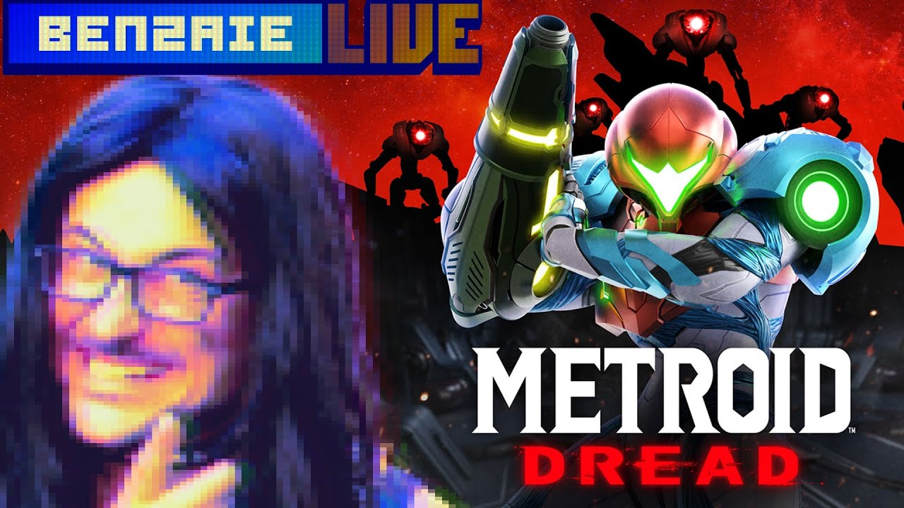 METROID DREAD (or alive ?) #Switch Benzaie Live ! #Fr