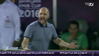 الأهداف بصوت الشوالي   لخويا 2 - 2  السد    نهائي كأس الأمير2016