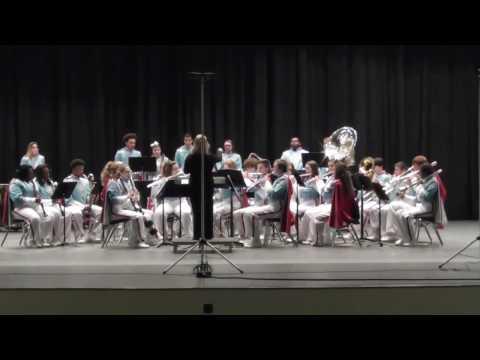 Dale County High School - 2017 Alabama Band Masters