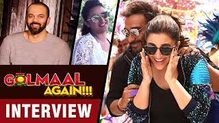 Golmaal Again | Interview | Ajay Devgn, Parineeti Chopra, Rohit Shetty