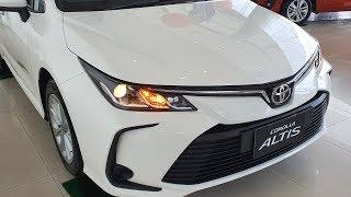 All new Toyota altis 2019 1.6 G ราคา 869,000 บาท