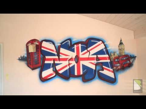 Chambre Graffiti Suisse
