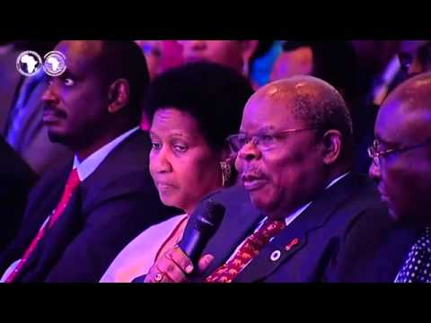 Thabo Mbeki and Benjamin Mkapa on the Leadership for the Africa we Want