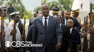 Haiti in turmoil as police arrest more suspects in president's killing, including a DEA informant