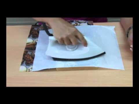 T cnica decoupage mujeres 365 youtube for Manualidades de madera paso a paso