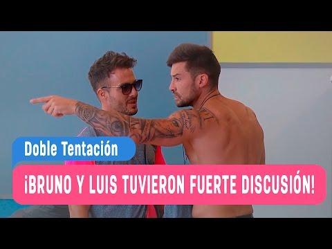 Doble Tentación - ¡Bruno y Luis tuvieron una fuerte discusión! / Capítulo 4