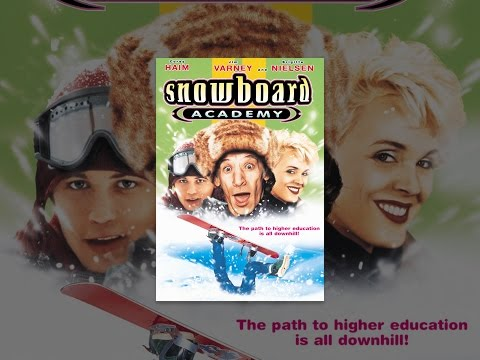 Snowboard Academy is listed (or ranked) 5 on the list The Best Snowboarding Movies
