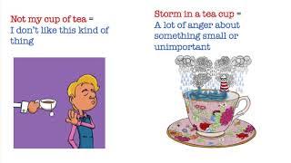 Publication Date: 2017-11-23 | Video Title: Tea Idioms