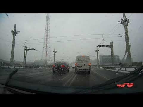 Выезд в центр Санкт Петербурга