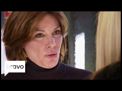 RHONY: Before Luann de Lesseps Was a Housewife... Season 8  Bravo