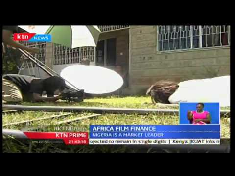 KTN Prime: African Film players call on government to help in funding, 13/10/16