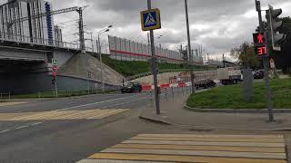 москва - Станция метро Черкизовская (Локомотив) - Измайлово (Партизанская)