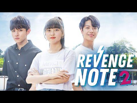 Revenge  Note 2 - Episódio 17 (SUB PT BR)