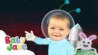 Baby Jake - Squidgy Bouncy Stories | Full Episodes | Yaki Yaki Yogi | Cartoons for Kids