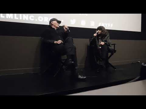 Barbet Schroeder's THE VENERABLE W Q&A 101417 at the New York FIlm Festival