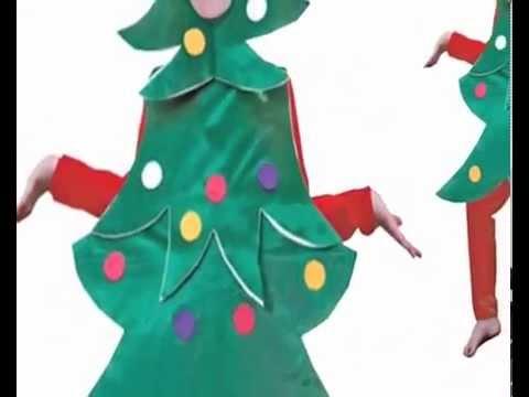 Disfraz Arbol Navidad. Disfraces Torrente Tienda Online - YouTube