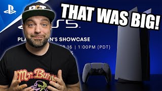 PS5 Showcase REACTION - Price, Pre-Orders, New Games, And MORE!