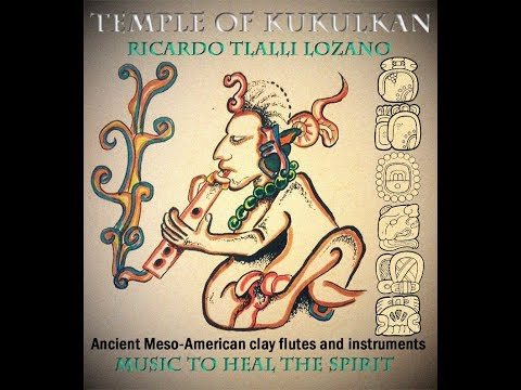 Ancient Aztec And Mayan Traditional Music By Ricardo Tlalli Lozano. Song: Jaguars Path