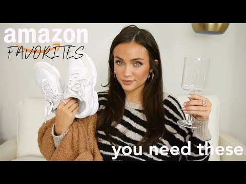 AMAZON FAVORITES! (sh*t you don't need but like.. you do)